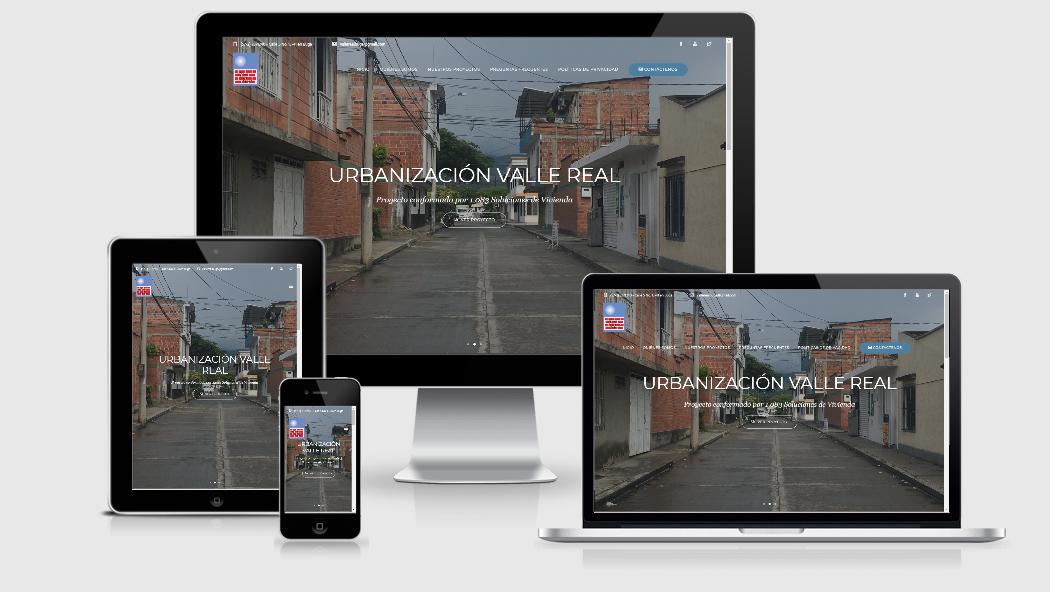Diseño de paginas web para constructoras