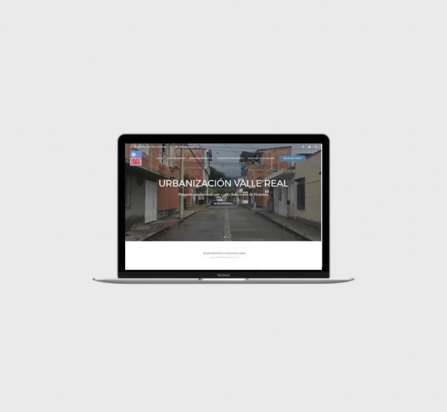 Diseño Web para Constructoras INNOVERZION.COM