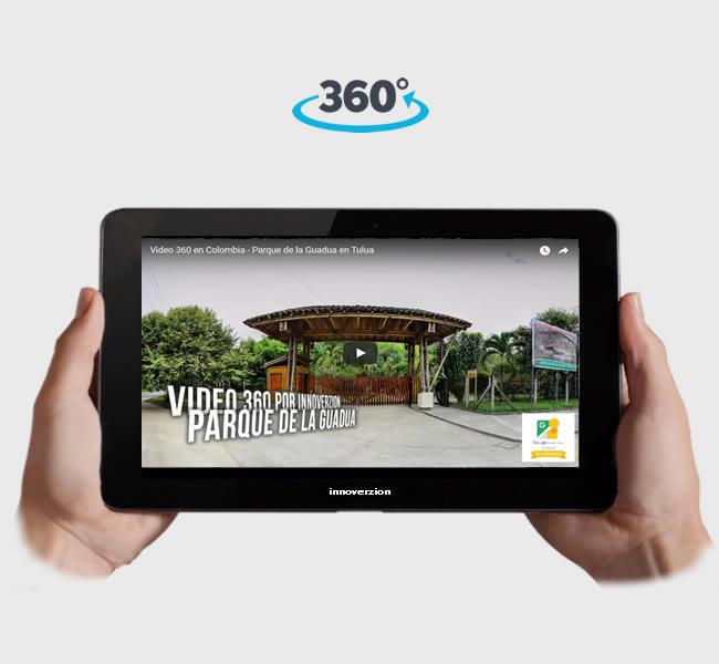 Video en 360 grados
