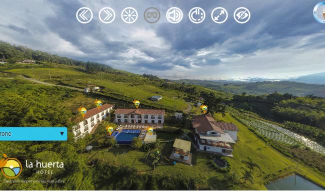 tour virtual 360 para hoteles